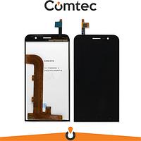Дисплей для Asus ZenFone Go (ZB500KL) с тачскрином (Модуль) черный