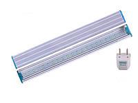 Фитолампа для аквариума светодиодная 18 см Алюминий