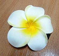 "Красивая  заколка  цветок ""Гаваи"" от студии LadyStyle.Biz"