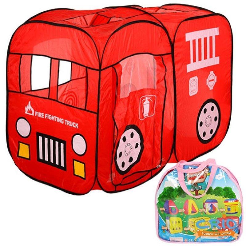 Намет для дітей Пожежна машина M 1401