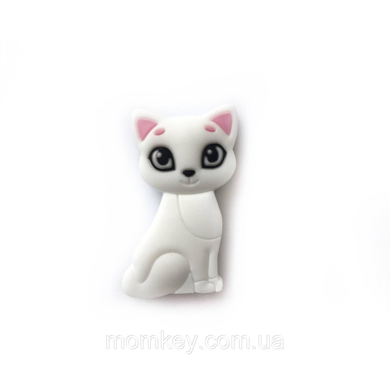Мини котёнок (белый)