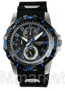 Мужские часы Casio MTD-1071-1A1VDF