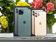 "Apple (Айфон 11 Про Макс) Iphone 11 Pro Max 6.5"" 128Gb. 8-Ядер. Реплика Корея., фото 3"