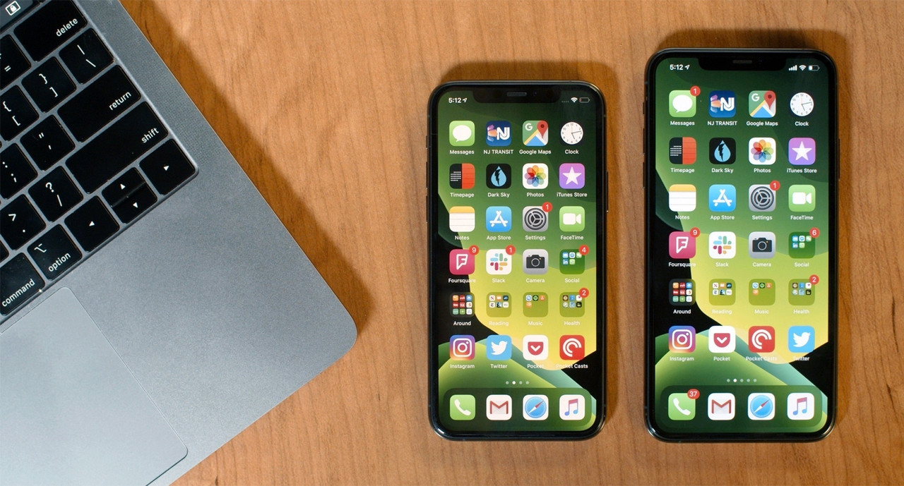 "Телефон Apple (Айфон 11 Про Макс) Iphone 11 Pro Max 6.5"" 128Gb. 8-Ядер. Реплика Корея."
