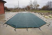Защитное накрытие для уличного бассейна
