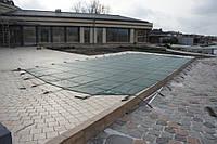 Накриття для бетонного басейну