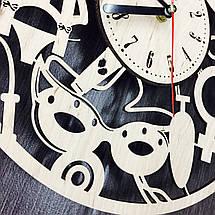 Часы настенные дизайнерские 7Arts 18+Для двоих CL-0091, фото 3