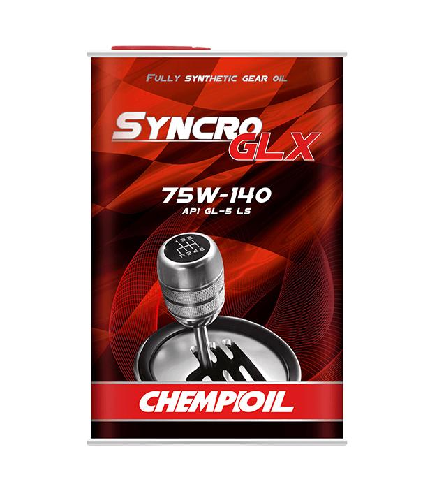Трансмиссионное масло CHEMPIOIL Syncro GLX 75W140 (1л)