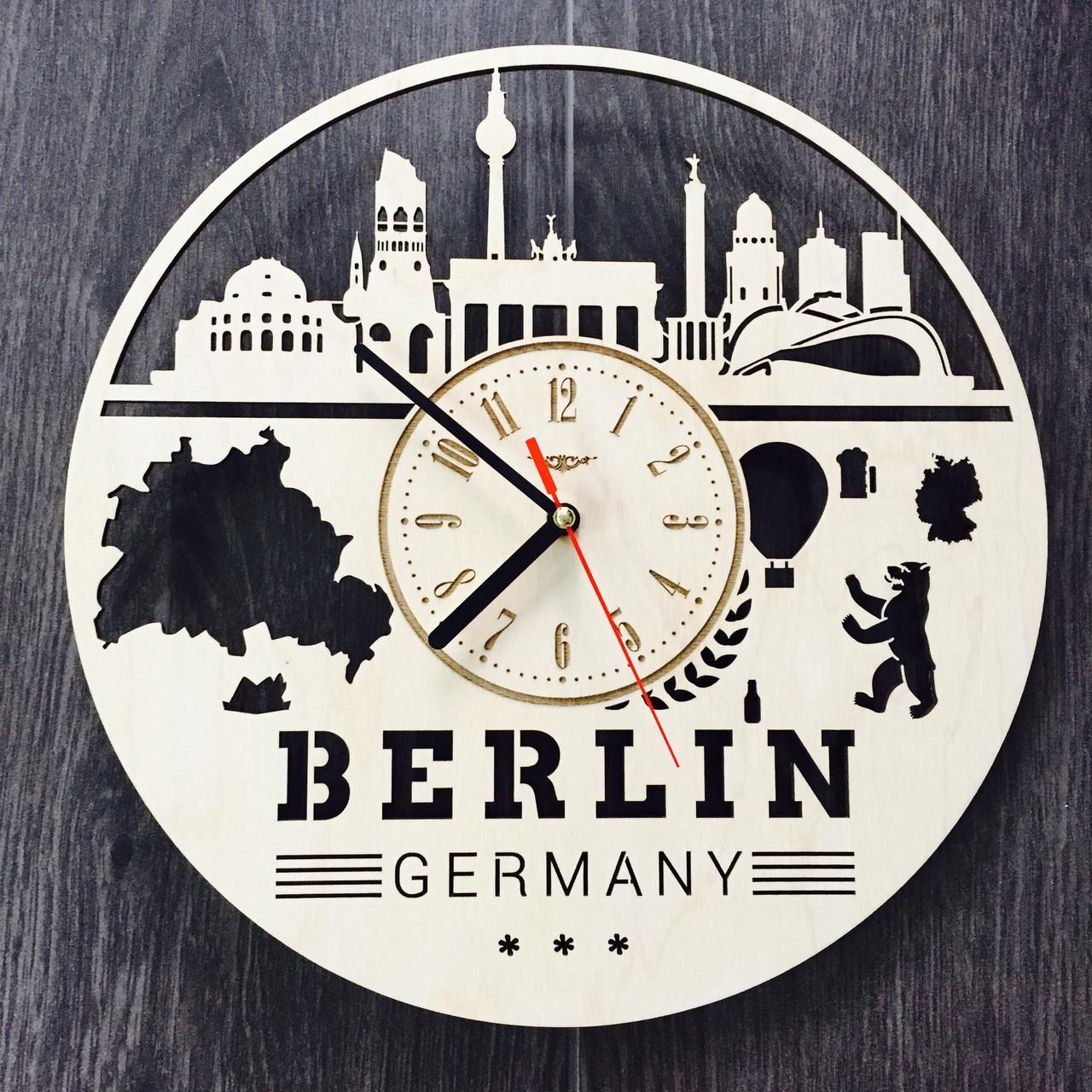 Часы настенные большие интерьерные 7Arts Берлин CL-0122
