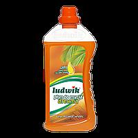 Средство для мытья деревянных полов Ludwik с ароматом лимона 1л