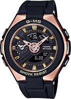 Женские часы Casio MSG-400G-1A1ER
