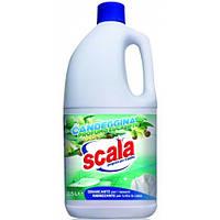Scala отбеливатель с минимальным содержанием хлора Эвкалипт 2.5 л