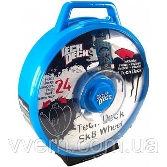 Кейс + фингерборд TECH DECK Wheel Display Case ORIGINAL (чемодан+скейт)