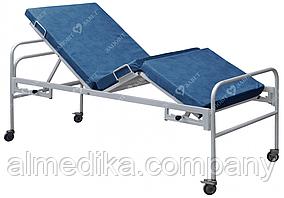 Кровать медицинская функциональная КФ-3M с матрасом
