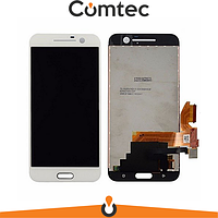 Дисплей для HTC 10 Lifestyle/One M10 с тачскрином (Модуль) белый