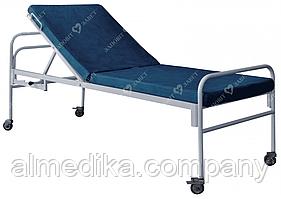 Кровать медицинская функциональная КФ-2M с матрасом
