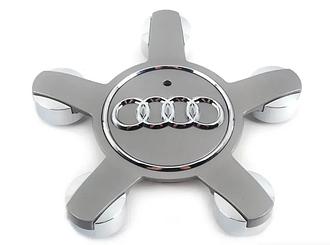 """Колпачки заглушки на литые диски в диск AUDI АУДИ """"звезда"""" 8R0 601 165 A3,A4,A5,A6,A7,A8,Q2,Q3,Q5,Q7,Q8,R8"""