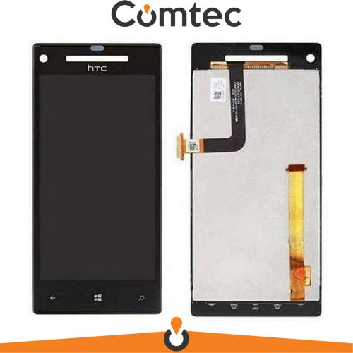 Дисплей для HTC C620e Windows Phone 8X с тачскрином (Модуль) черный