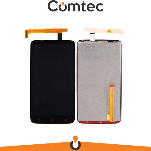 Дисплей для HTC S720e One X G23 с тачскрином (Модуль) черный