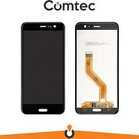 Дисплей для HTC U11 с тачскрином (Модуль) черный