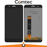 Дисплей для HTC One X10 с тачскрином (Модуль) черный