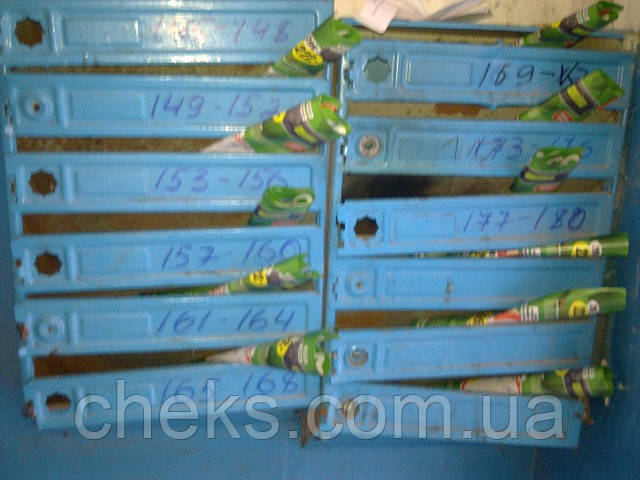 Акция! Качественная доставка в почтовые ящики Киева от 20 коп/шт! Полный отчет по домам, фотоотчет!