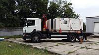 Аренда генератора дизельного FG Wilson P135 100 кВт