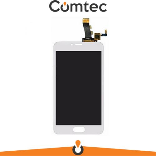 Дисплей для Meizu M5 (M611H)/M5 mini с тачскрином (Модуль) белый