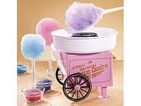 Апарат для приготовления сладкой ваты Cotton Candy Maker, телешка