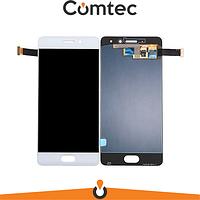 Дисплей для Meizu Pro 7 (M792H) с тачскрином (Модуль) белый,  OLED