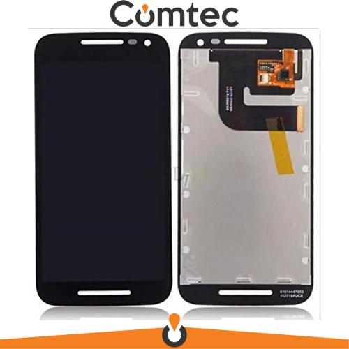 Дисплей для Motorola XT1540 Moto G3 (3rd Gen)/XT1541/XT1544/XT1548/XT1550 с тачскрином (Модуль) черный