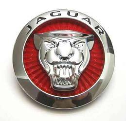 Эмблема значок логотип на багажник Jaguar E-Pace,F-Pace,F-Type,I-Pace,XE, XF,XFR,XFR-S,XJ,XK,XKR,XKR-S,X-TYPE