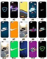 Чехол премиум качества с принтом в стиле Nike Найк для Iphone 6 6S 6Plus 6S Plus