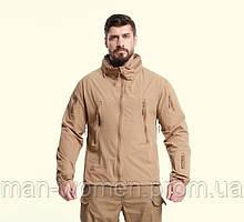 Куртка softshell (ветровлагозащитная) c внутренним капюшоном. Опт от 5 ед. Всё в наличии