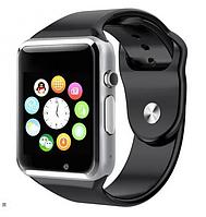 Смарт-часы Smart Watch A1 чёрные