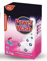 Power Wash стиральный порошок универсальный Professional 9.1 кг