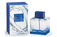 Мужская туалетная вода Antonio Banderas Splash Blue Seduction for Men (копия)