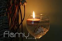Плавающие свечи для романтики и хорошего настроения