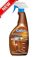 Gallus Mobel-Pflege средство для чистки мебели 750 мл