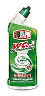 Pulirapid WC  дезинфицирующий гель для чистки унитаза 750мл
