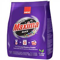 Sano Maxsima Black концентрированный cтиральный порошок 1.25 кг