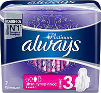 Always Platinum 7 шт (5капель)