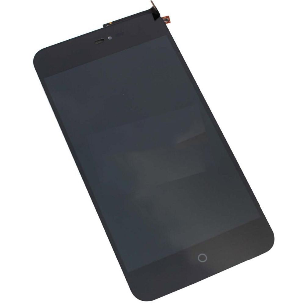 Тачскрин для Meizu MX2 (M040), черный