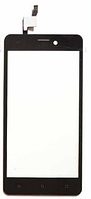 Тачскрин для Prestigio PSP5502 DUO MultiPhone Muze A5/3506 Wize M3 /3507/3517/3527, черный