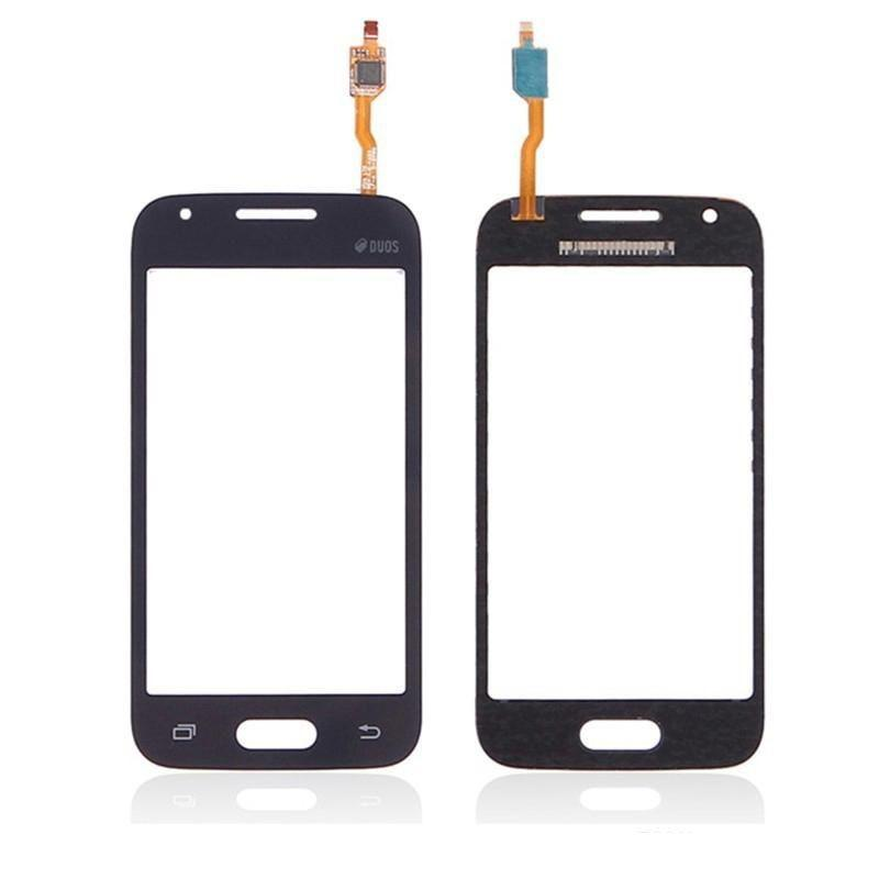 Тачскрин для Samsung G313H Galaxy Ace 4 Lite/G313HD, серый, без фронтальной камеры