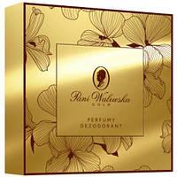 Набор парфум+дезодорант Pani Walewska Gold