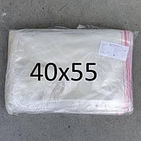 Пакет упаковочный с липкой лентой 40х55 (1000шт.) (ИР-019)