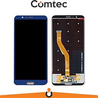Дисплей для Huawei Honor V10 с тачскрином (Модуль) синий, Navy Blue