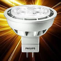 Светодиодная лампа Philips Essential LED 3-35W MR16 24D