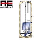 Бойлер косвенного нагрева Austria Email HT140 ER (на 140 литров)